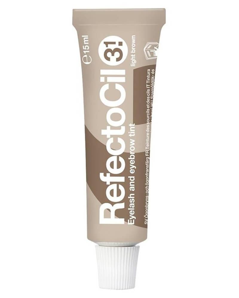 RefectoCil Eyelash And Eyebrow Tint 3.1 Light Brown 15 ml