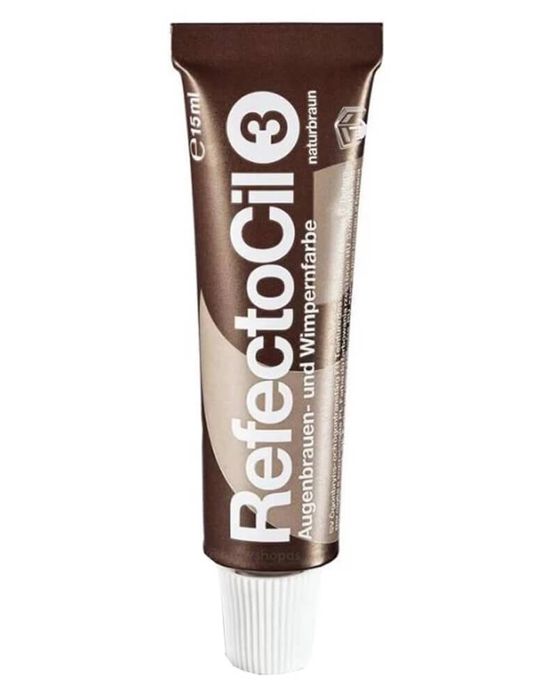 RefectoCil Eyelash And Eyebrow Tint 3 Natural Brown 15 ml