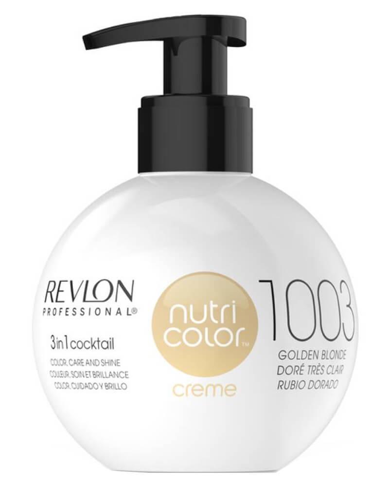 Revlon Nutri Color Creme 1003 Golden Blonde 270 ml