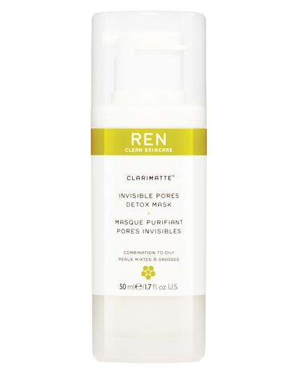 REN Clarimatte - Invisible Pores Detox Mask 50 ml