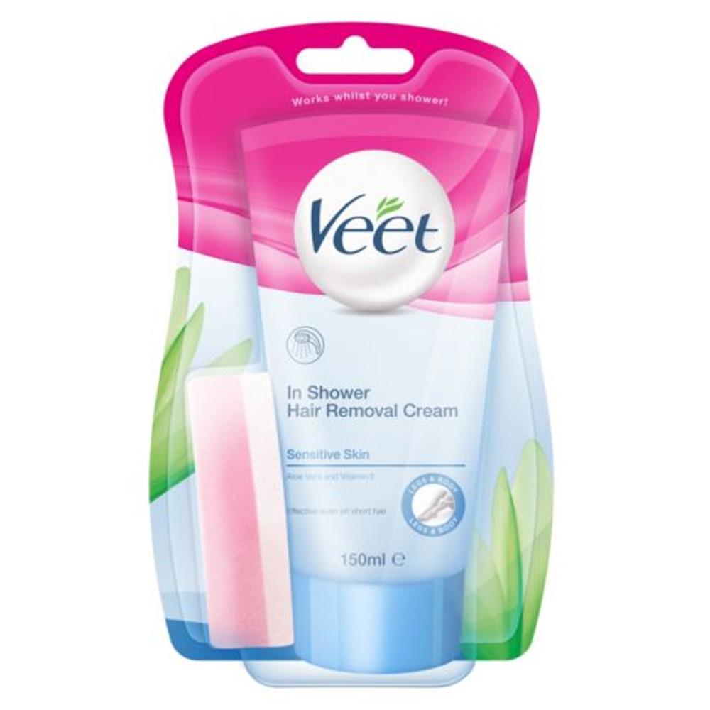 Veet In Shower Hair Removal Cream 150 ml