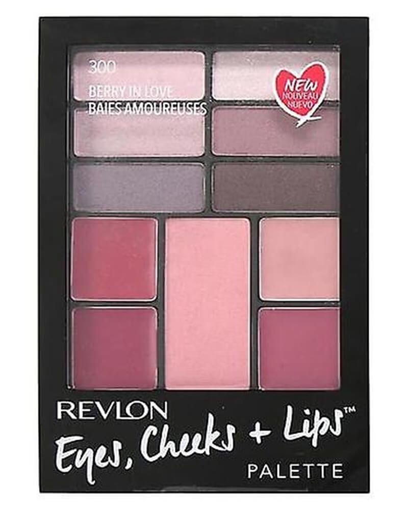 Revlon Eyes, Cheeks + Lips Palette Berry In Love 15 g