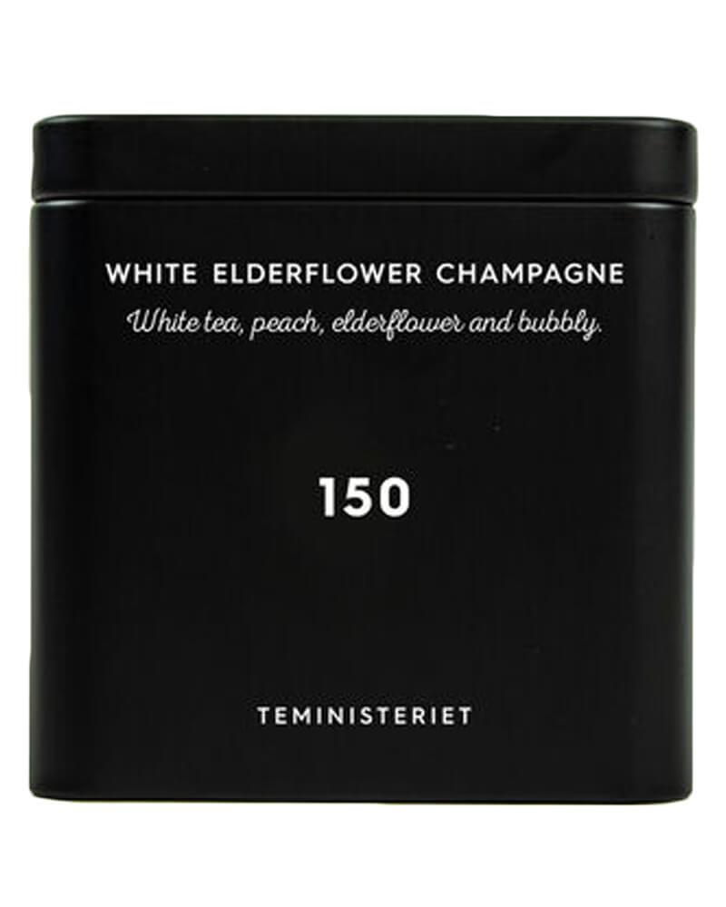 Teministeriet No 150 White Elderflower Champagne Tin 50 g