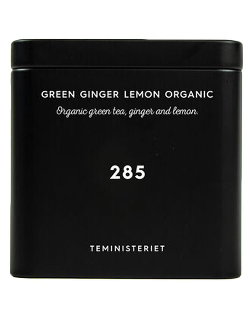 Teministeriet No 285 Green Ginger Lemon Organic Tin 100 g