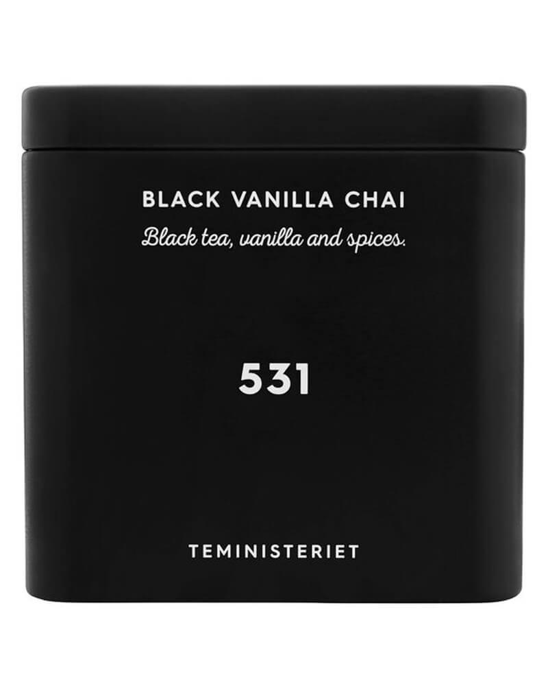 Teministeriet No 531 Black Vanilla Chai Tin (U) 100 g