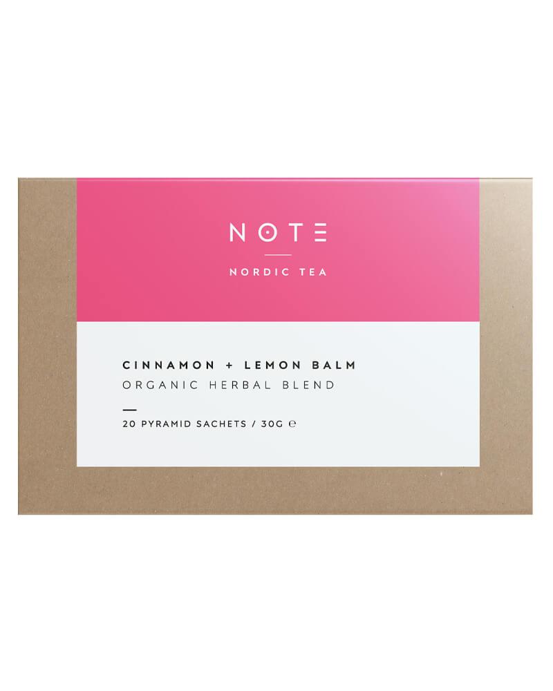 Teministeriet Note Cinnamon + Lemon Balm (U) 1 g