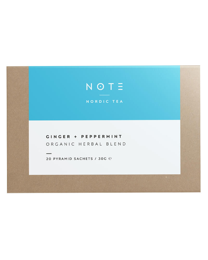 Teministeriet Note Ginger + Peppermint (U) 1 g