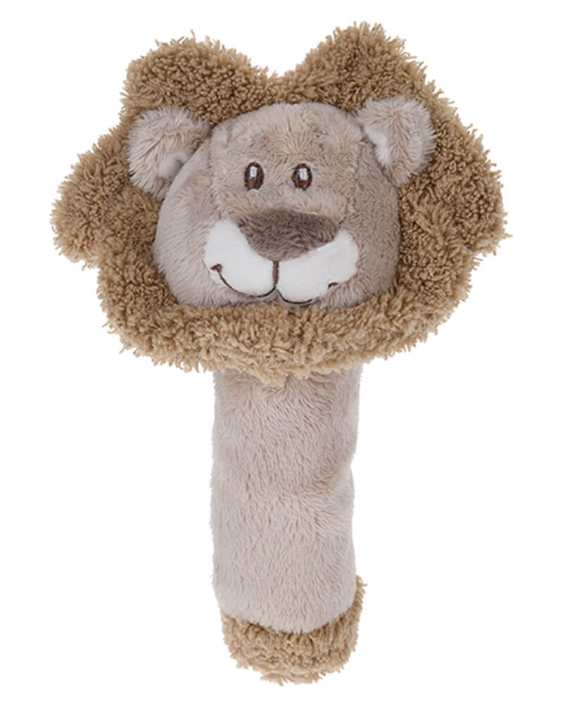 Tender Toys Baby Rattle Lion