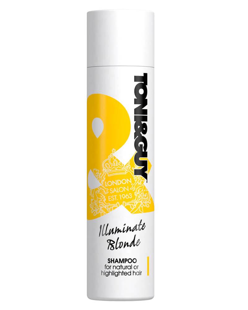 Toni & Guy Illuminate Blonde Shampoo 250 ml