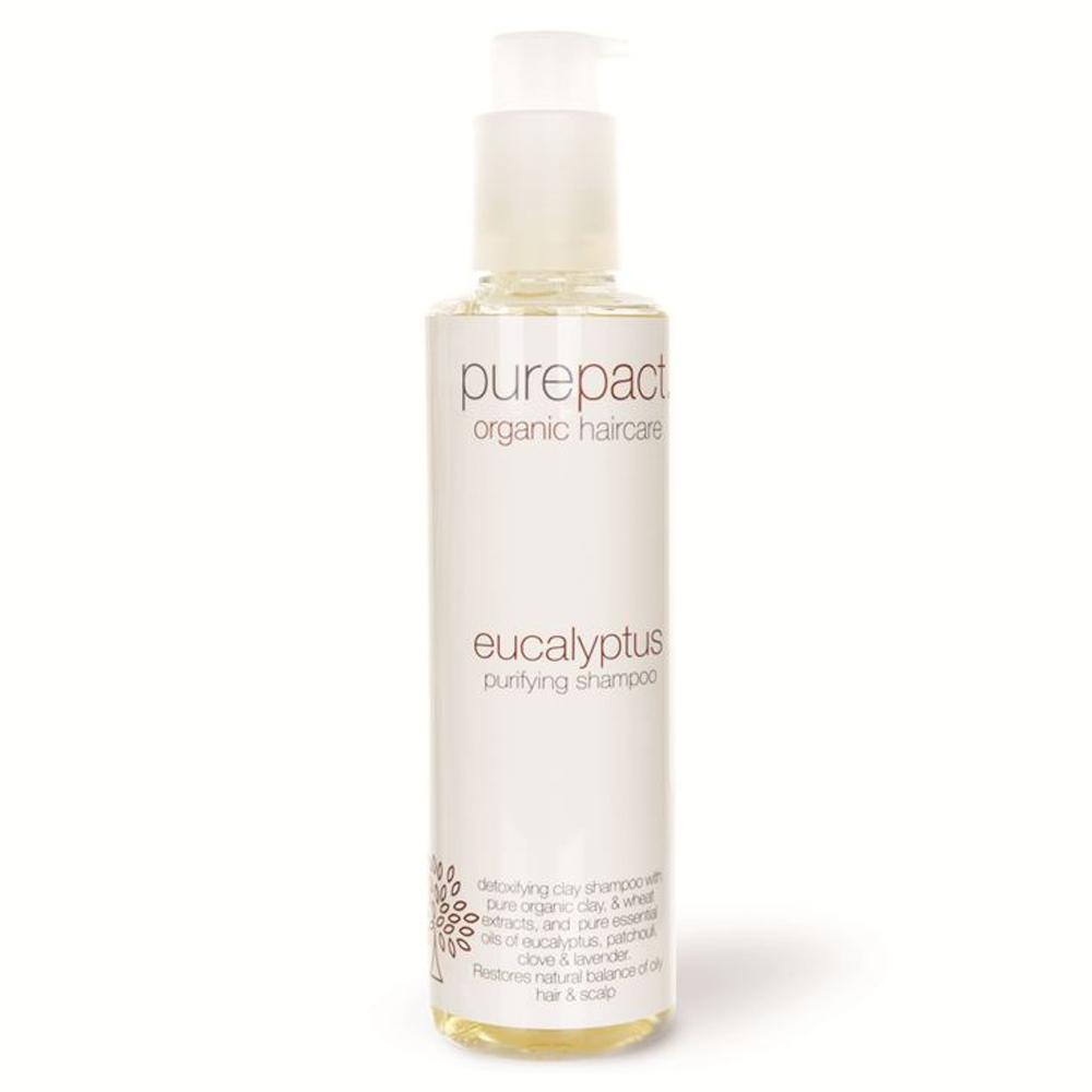 PurePact Eucalyptus Purifying Shampoo 250 ml