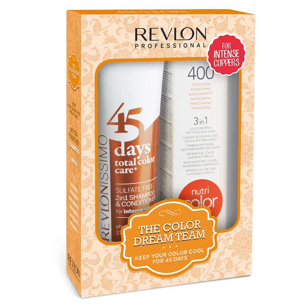 Revlon The Color Dream Team - Intense Coppers
