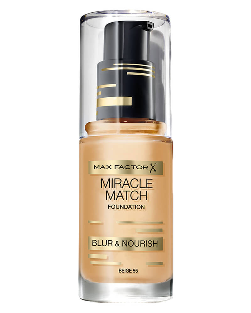 Max Factor Miracle Match Foundation Beige 55 30 ml