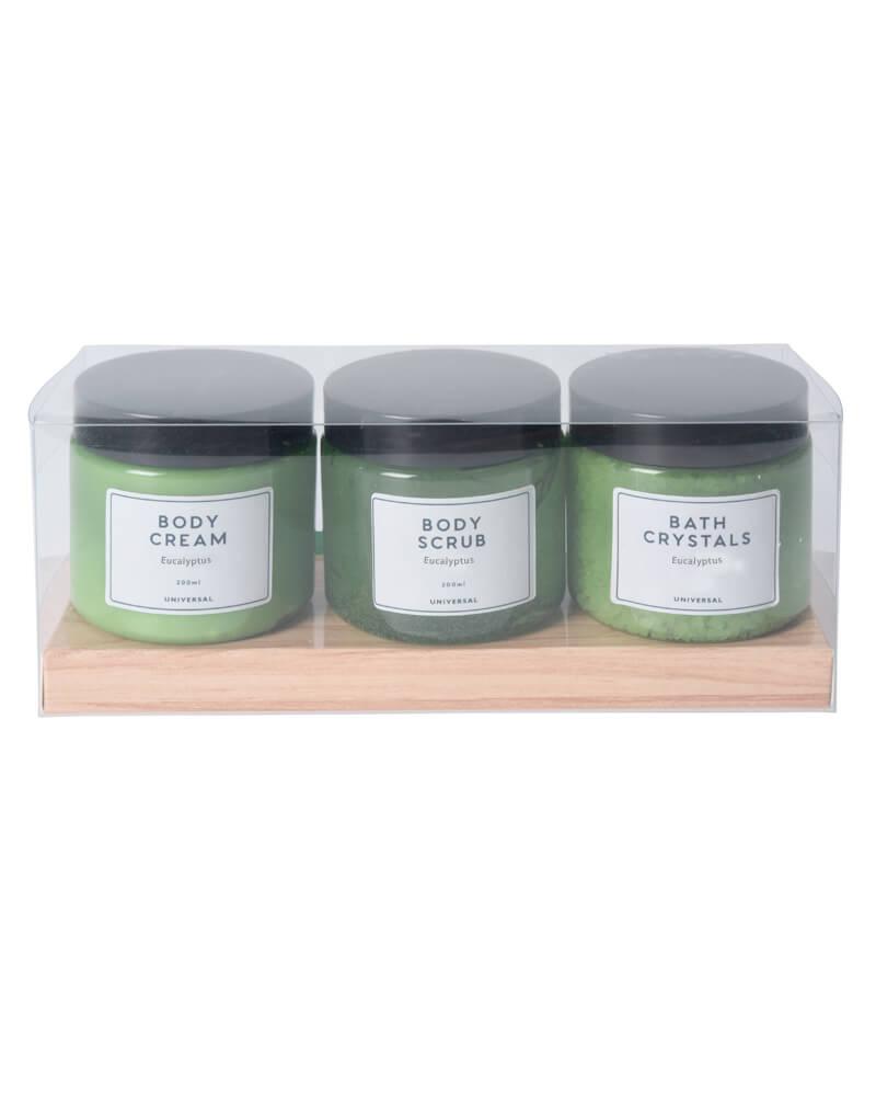 Wonder Spa Bath Trio Eucalyptus
