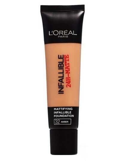 Loreal Infaillible 24-Matte - 32 Amber Rose 35 ml