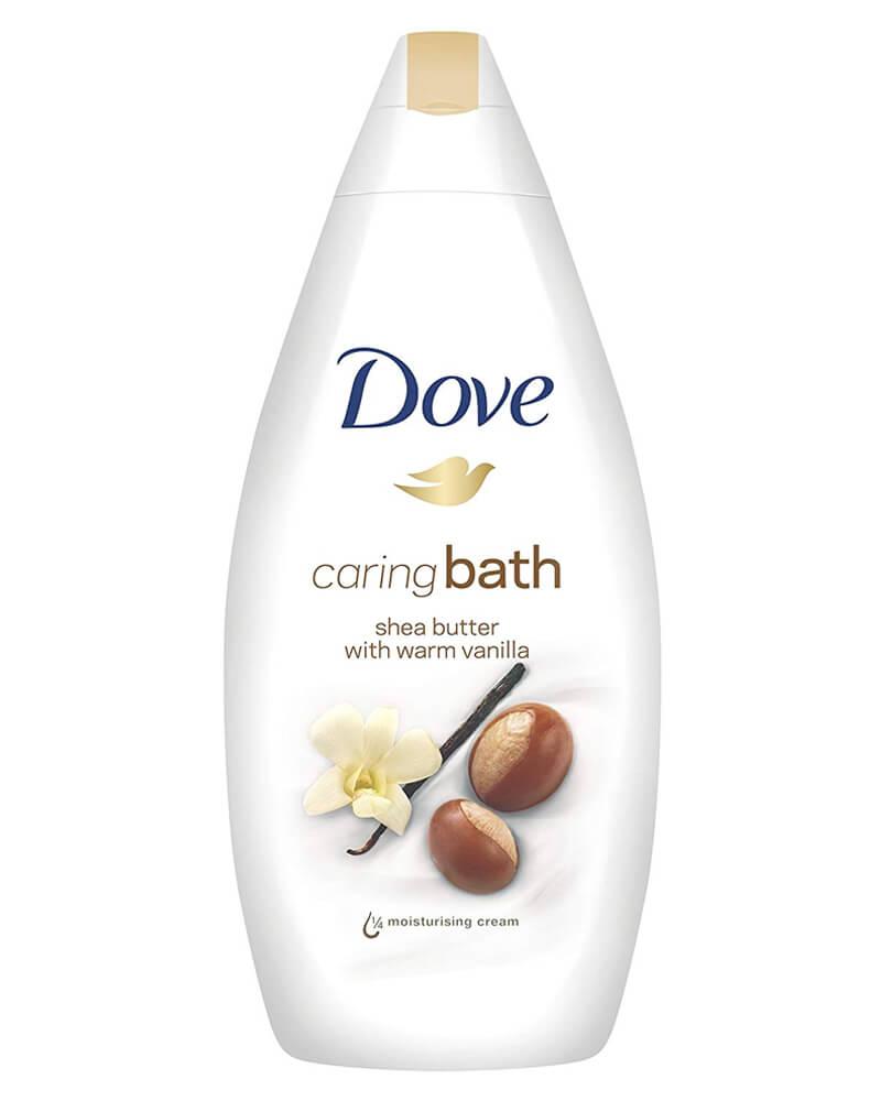 Dove Caring Bath Shea Butter With Warm Vanilla Body Wash 500 ml