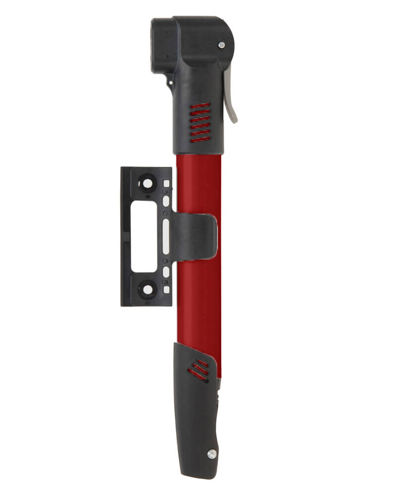 XQ Max Bicycle Pump Red