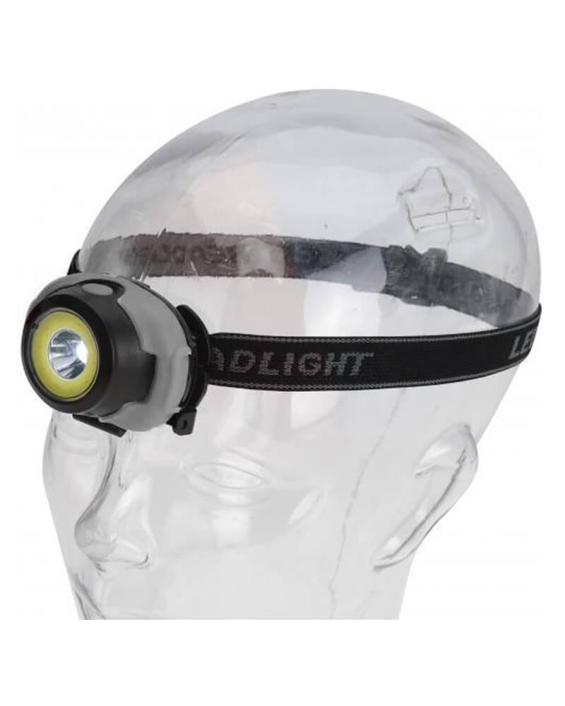XQ Max Head Lamp Grey