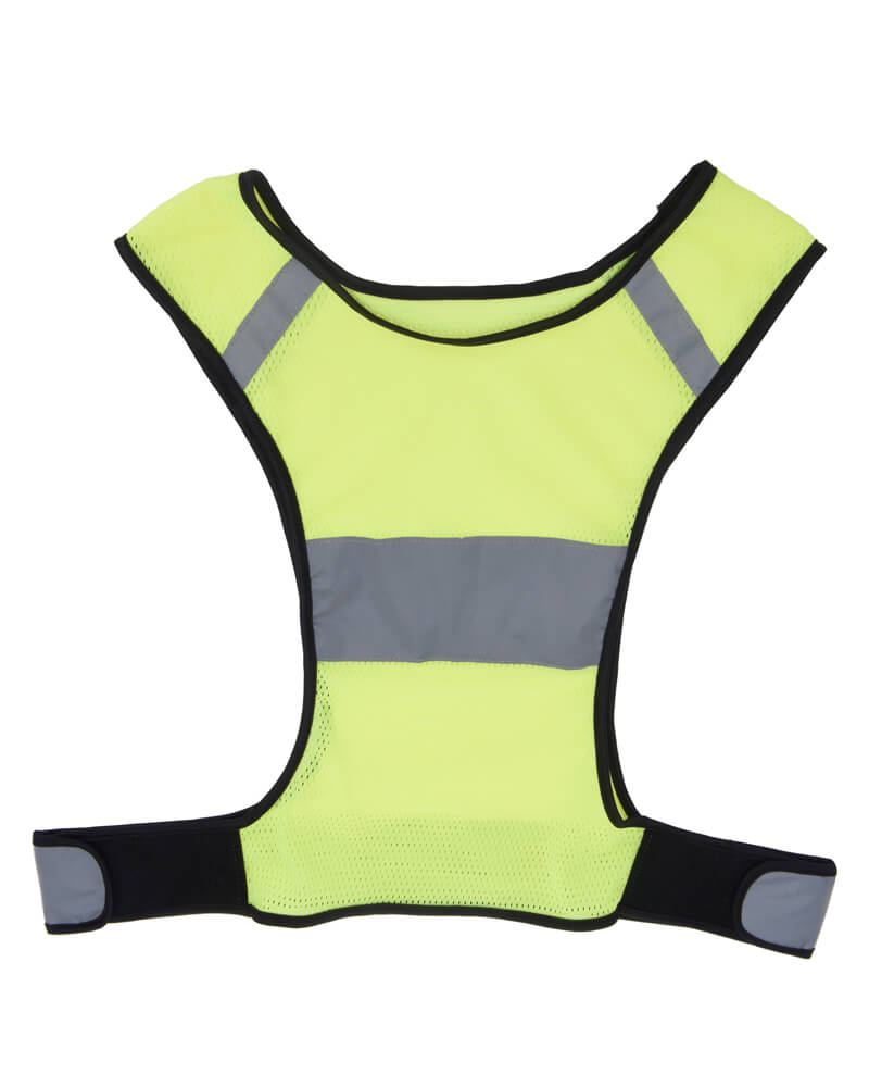 XQ Max Reflective Running Vest One Size