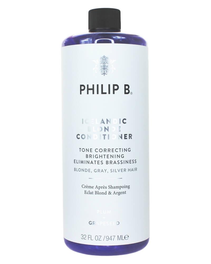 Philip B Icelandic Blonde Conditioner 947 ml