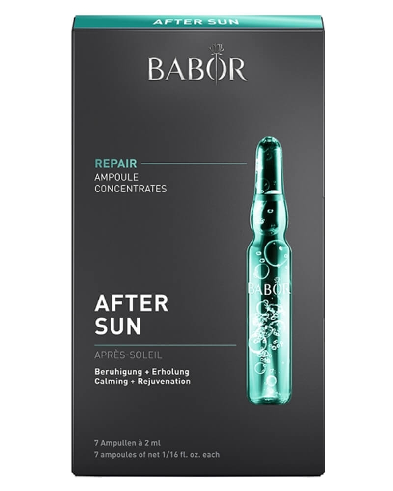 Babor Ampoule Concentrates After Sun 2 ml