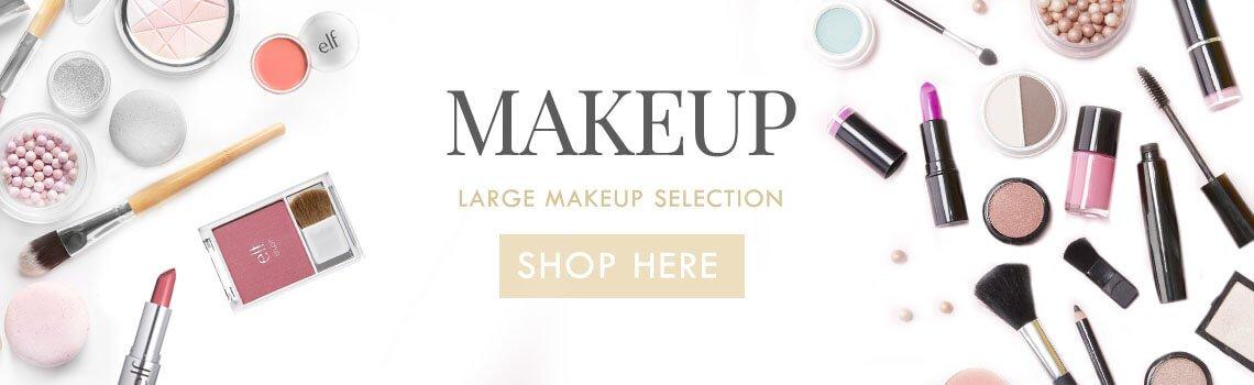 See our big range of makeup