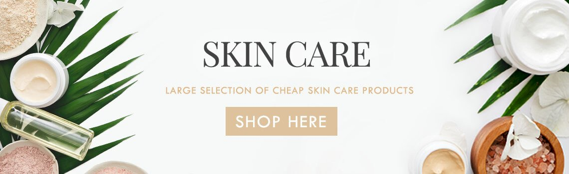 See our big range of skin care products